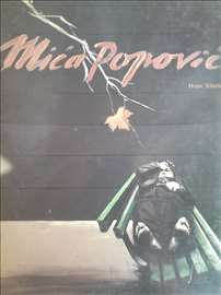 Mića Popović monografija