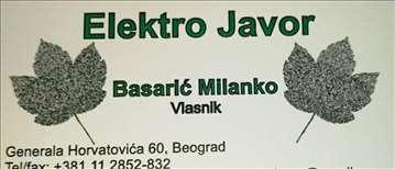Električar sa iskustvom. Beograd