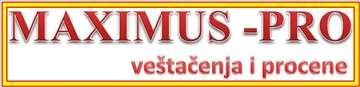 MAXIMUS - PRO procene i veštačenja
