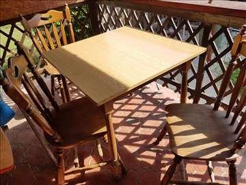 Prodajem stolove i stolice