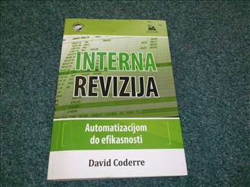 Interna revizija - David Coderre