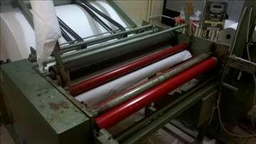 Mašina za proizvodnju toalet papira i ubrusa