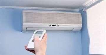 Servis i ugradnja klima uređaja