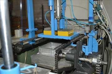 Stroj za proizvodnju plastične ambalaže