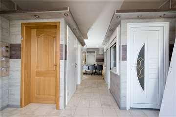 Vrata (sobna,ulazna i sigurnosna),PVC i alu stol.