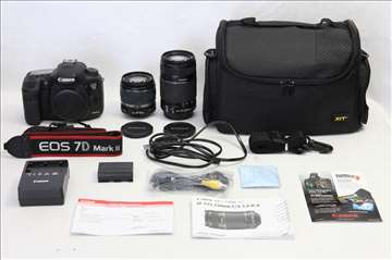 Canon EOS 7D mark ll /Sony a7RII Alpha/Nikon D750
