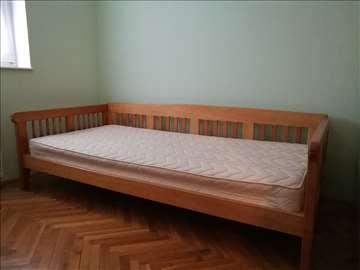 Krevet samac, Novi Sad