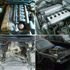 BMW 320 Motori