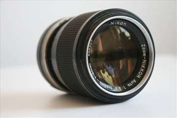 Nikon Zoom-Nikkor Auto 43-86mm f: 3. 5 AI