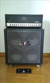 Peavey 6505+ glava i Engl Vg pro 4x12 vintage 30s