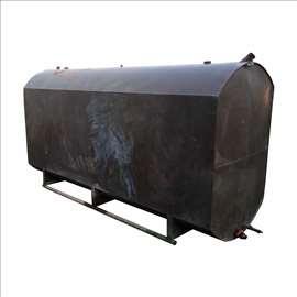 Prodajem cisternu za gorivo 3t