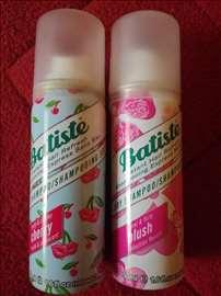 Šampon za suvo pranje kose, Batiste