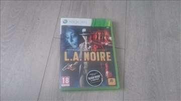 L.A. Noire za Xbox 360