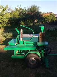 Mašina za sečenje i cepanje drva