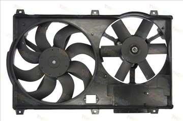 Pezo Boxer II Ventilator Hladnjaka Motora, NOVO