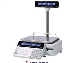 Vaga Etiketirka sa štampačem do 30kg NOVO!