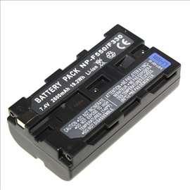 Baterija Sony NP-F550/570