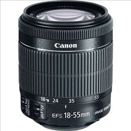 Canon 18-55mm f/3.5-5.6