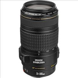 Canon EF 70-300mm f/4-5.6 IS USM objektiv