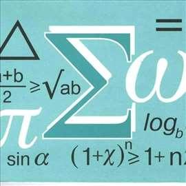 Matematika studentima učenicima, profesor dolazim
