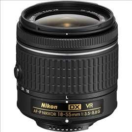 Nikkor 18-55mm f/3.5-5.6