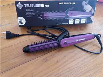Pegla za kosu - HAIR STYLER 3 in 1