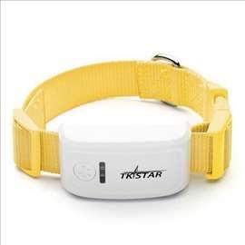 Vodootporni GPS Lokator Ljubimca žut