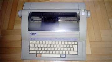 Električna pisaća mašina Canon