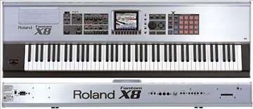 Roland Fantom x8 + original torba