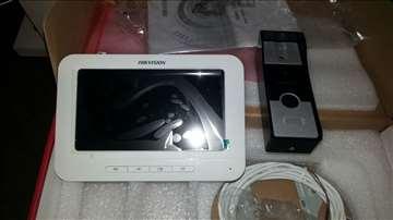Video interfon za 1 korisnika Hikvision DS-KIS201