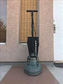 Masina za cetkanje i poliranje parketa i podova