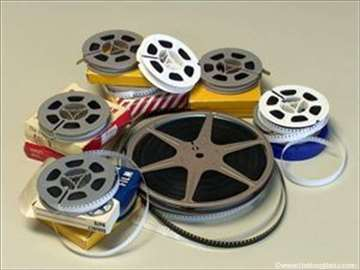 Presnimavanje Super 8mm filmova i video kaseta