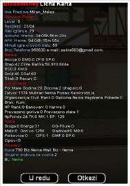 GTA San Andreas Multiplayer Account