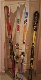 Rossignol i Elan skije
