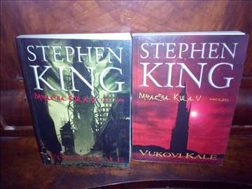 Stiven King - Mračna kula 5: Vukovi Kale 1+2