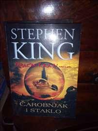 Stiven King, Mračna kula 4: Čarobnjak i staklo 1+2