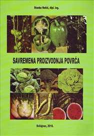 Knjiga, Savremena proizvodnja povrća, povoljno
