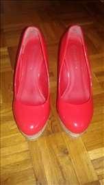 Pink cipele sa platformom