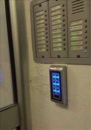 RF ID Čitač kontrola pristupa-prolaska, zgrade, ..
