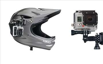 GoPro Oprema-Side Mount Helmet