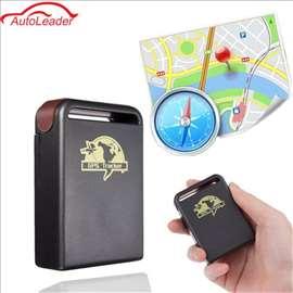 GPS lokator - GPS TRACKER (mobilnim telefonom)