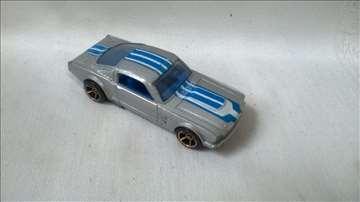 Hot Wheels Ford Mustang,oko 1:56,Malaysia