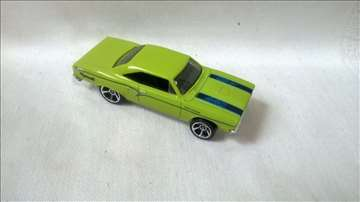 Hot Wheels Plymouth Runner,oko 1:56,Malaysia