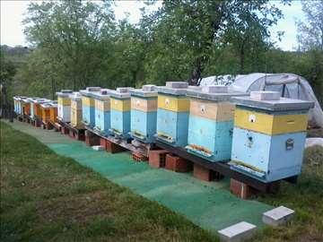 Prodajem pčelinjak, košnice DB-10