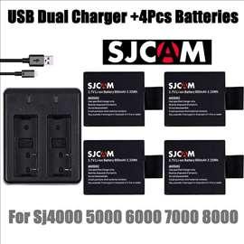 SJ5000-4xBaterija+Punjač Limited