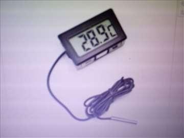 Ugradni termometar sa sondom+baterije