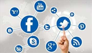 Pravljenje i administracija vaše Facebook stranice