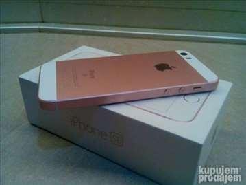Iphone SE 16GB Rose Sim Free Kao Nov