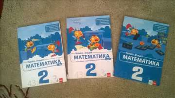 Maša i Raša matematika za II razred OŠ