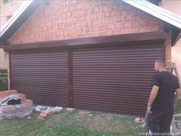 Garažna aluminijumska rolo vrata